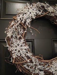 Winter Wreath   teach. craft. love.