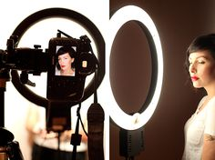 makeup photography lighting tips and equipment