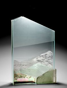 glass landscape