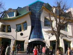 Crooked House; Sopot, Poland | 17 Impressively Surreal Buildings Around The World