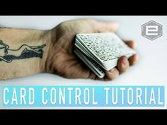 How To Control Cards like a Pro! - Tutorial - YouTube