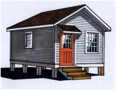 30 Free Cabin Plans for DIY