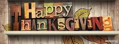 10 Best Thanksgiving Banner For Facebook Cover Pic | Happy ...