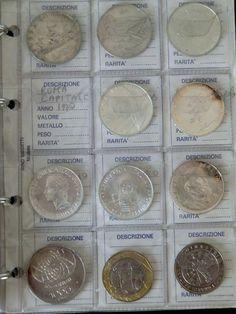 Italia, Repubblica - Lotto di monete 1948 - 1997 / Collection Italian Lira 1948 - 1997  foglio  valuta  imp.facciale   anno descrizione    condiz  valore indicativo                           1lire              1    1948                 mb                      3        1lire              1    1951                 mb                    2.5                                       1lire             50    1954fabbro           mb                     55                                      1lire