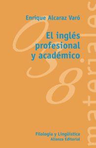 EL INGLES PROFESIONAL Y ACADEMICO