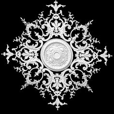 3d model plaster ceiling medallion - plaster ceiling medallion rose by archstyle