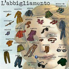 Learning italian Más #learnitalian