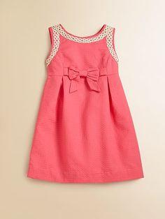 Lilly Pulitzer Kids  Toddler's & Little Girl's Mini Evie Dress