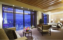 Hotel Granvia Kyoto Family Room