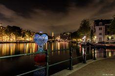 25 Illuminating Photos From The Third Amsterdam Light Festival | http://www.ifitshipitshere.com/25-illuminating-photos-third-amsterdam-light-festival/