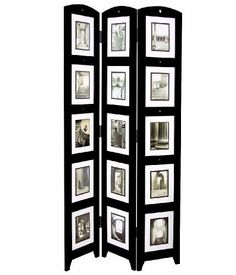 Nexxt  Panel Screen Triple, Black by Nexxt by Linea. Save 24 Off!. $152.24. holds fifteen 5x7 photos. floor standing triple panel photo screen. Black. ready to use. Triple Panel Screen - holds fifteen 5x7 photos, Black