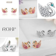 Aliexpress.com : Buy fashion new arrival,Exquisite gold plated swan earrings,Chinese ,women trendy earrings Chrismas /Birthday gift from Reliable gift suppliers on Nanjing V-Fashion Trade CO.,LTD | Alibaba Group