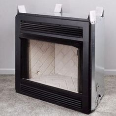 "Comfort Flame 36"" Vent-Free Firebox (Insert Only)"