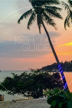 Everybody seems to have a favorite Thai island. Mine is without a doubt Koh Tao or Turtle Island as locals call it. The smallest of three islands on Thailand's Gulf Coast it is a paradise for divers, hikers and fans of the good life. I put together a post with the best places to sleep, eat and dive in paradise - just click through!