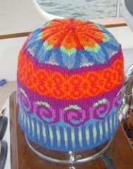 Ravelry: New Wave Colors Fair Isle Hat pattern by Terry Morris