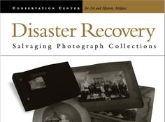 Disaster Recovery information Photo Restoration, Photo Tips, Conservation, Your Photos, Recovery, Organization, Photography, Getting Organized, Organisation