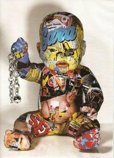 10 Creepiest Dolls Ever - creepy dolls, scary dolls - Oddee Doll Head, Doll Face, Creepy Baby Dolls, Creepy Kids, Scary Art, Trash Art, Halloween Doll, Doll Parts, Old Dolls