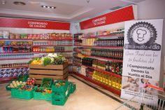 Mercado de productos DIA
