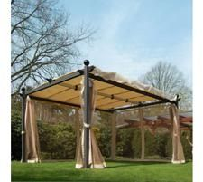1000 images about terasse on pinterest garten steel gazebo and ikea. Black Bedroom Furniture Sets. Home Design Ideas