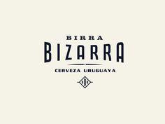 Birra Bizarra by Martín Azambuja, via Behance