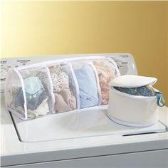 Delicate Fabric Care Bags - Bra   Lillian Vernon   Lillian Vernon