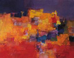 "June 2015 - 2 91.0 cm x 72.7 cm  (app. 36"" x 28.6"") Oil on canvas © 2015 Hiroshi Matsumoto www.hiroshimatsumoto.com"