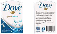 11 Ideas De Rediseño De Empaques Dove Empaques Crema Humectante Humectante