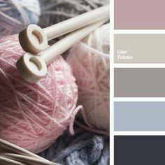 Color Palette: 2036 Love this color palette for home walls. Colour Schemes, Color Patterns, Color Combinations, Colour Palettes, Yarn Colors, Colours, Pastel Shades, Brown Shades, Color Palate