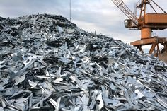 """Vanderbilt's Scrap Metal Battery Stores Renewable Energy: """"Imagine that the tons of metal waste discarded every year could be used to provide energy storage for the renewable energy grid of the future"""" Recycling Steel, Scrap Recycling, Garbage Recycling, Copper Prices, Metal Prices, Metal Extrusion, Stainless Steel Scrap, Benefits Of Recycling, Metal Company"""