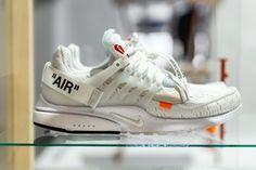 100% authentic a272e 1dfd6 Virgil Abloh Nike Air Presto White Black june 21 2018 release date info  drop sneakers shoes