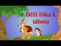 Písničky pro děti a nejmenší   Běží liška k táboru etc. (20 min)