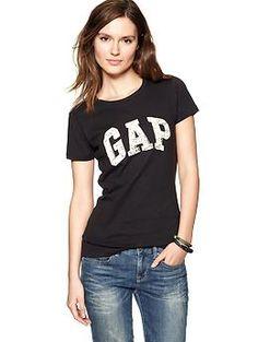 Slub arch logo T | Gap