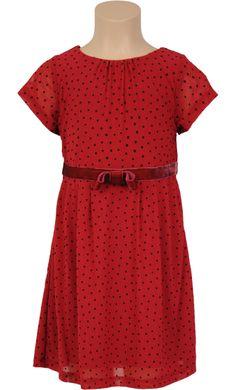 Bow belt dress Lapointe