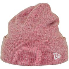 New Era Beanie Fleckle 2 rot/weiß ★★★★★