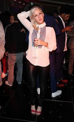 Celeb Style: Ellie Goulding