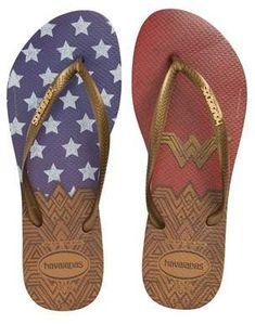 cd96881381261e Havaianas Slim Wonder Woman Flip Flop (Women)
