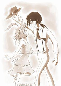 Princess Tutu Anime, Princesa Tutu, Japanese Animated Movies, My Little Monster, Character Development, Romantic Couples, Community Art, Anime Couples, Cosplay