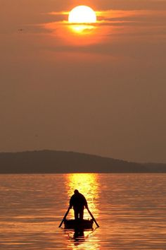 Sunset in Zadar / Croatia