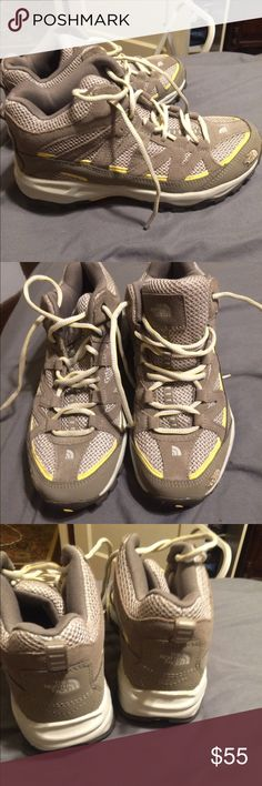 The north face womens low hiking boots Never worn perfect condition The North Face Shoes Athletic Shoes