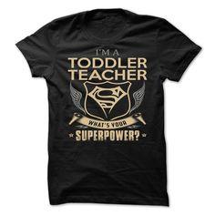 Toddler Teacher T-Shirts, Hoodies, Sweaters