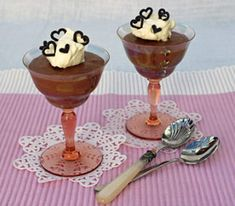 This French chocolate mousse recipe from BakingMad.com is rich, decadent and indulgent!