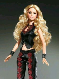 Shakira BArbie Doll