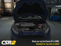 Street Outlaws, Ford Fiesta St, Vehicles, Check, Fiestas, Car, Vehicle, Tools