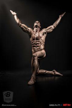 Bodies Of Work: Volume 1 - Greg Plitt 4 - Bodybuilding.com