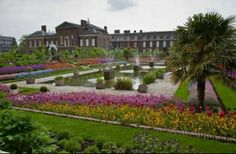 LONDON: 🏰 Kensington Palace & Gardens ✔