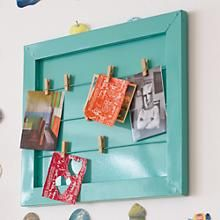 Kids Storage: Colorful Iron Memo Boards in Bulletin Boards | The Land of Nod