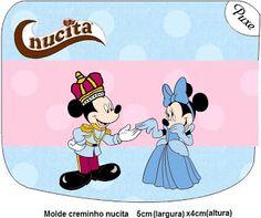 Imprimibles Minnie y Mickey rey y reina 5.