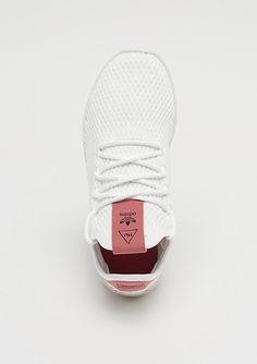 766b39ea193 adidas Pharrell Williams Tennis HU white. Judge Dread · SINFUL SHOES