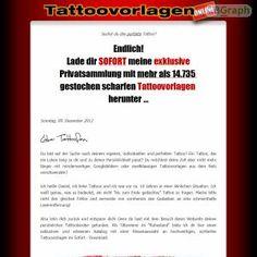 """Verdienen Sie Geld In Der Profitablen Internet Nische """"tattoos"""" Durch Den Verkauf Hochwertiger Tattoovorlagen Mit Verschiedenen Motiven Sowie Jede Menge Informationen Zum Thema. Geeignet F See more! : http://get-now.natantoday.com/lp.php?target=ddcon"""