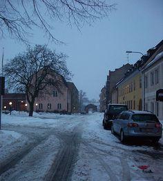 Kristianstad, Sweden Grandma Main's ancestors